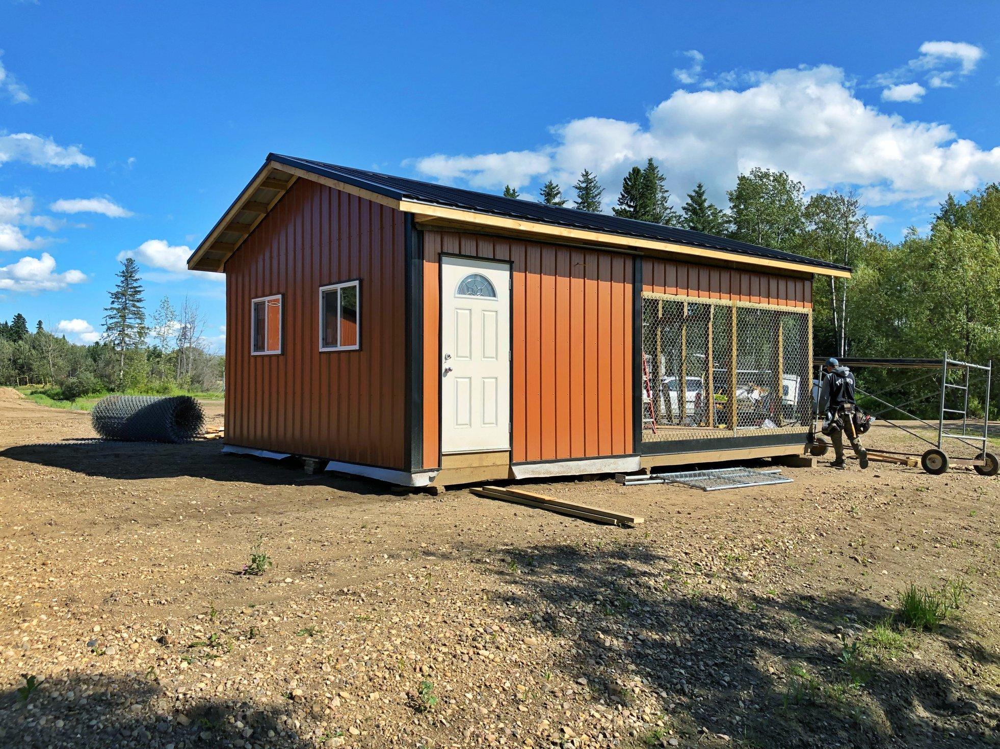 Luxury Dog House   Vantage Builders in Vegreville, Alberta