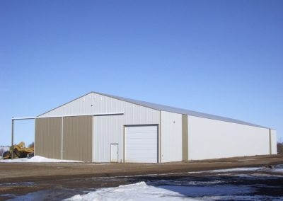 Agricultural Construction Contracting by Vantage Builders in Edmonton, Alberta