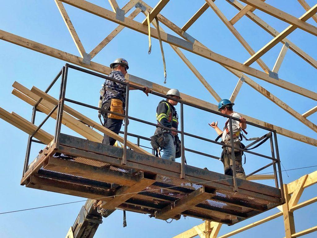 Vantage Builders in Vegreville, Albertais COR certified