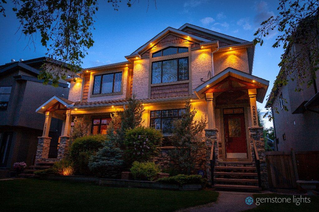 Permanent outdoor christmas lights, Gemstone Lights